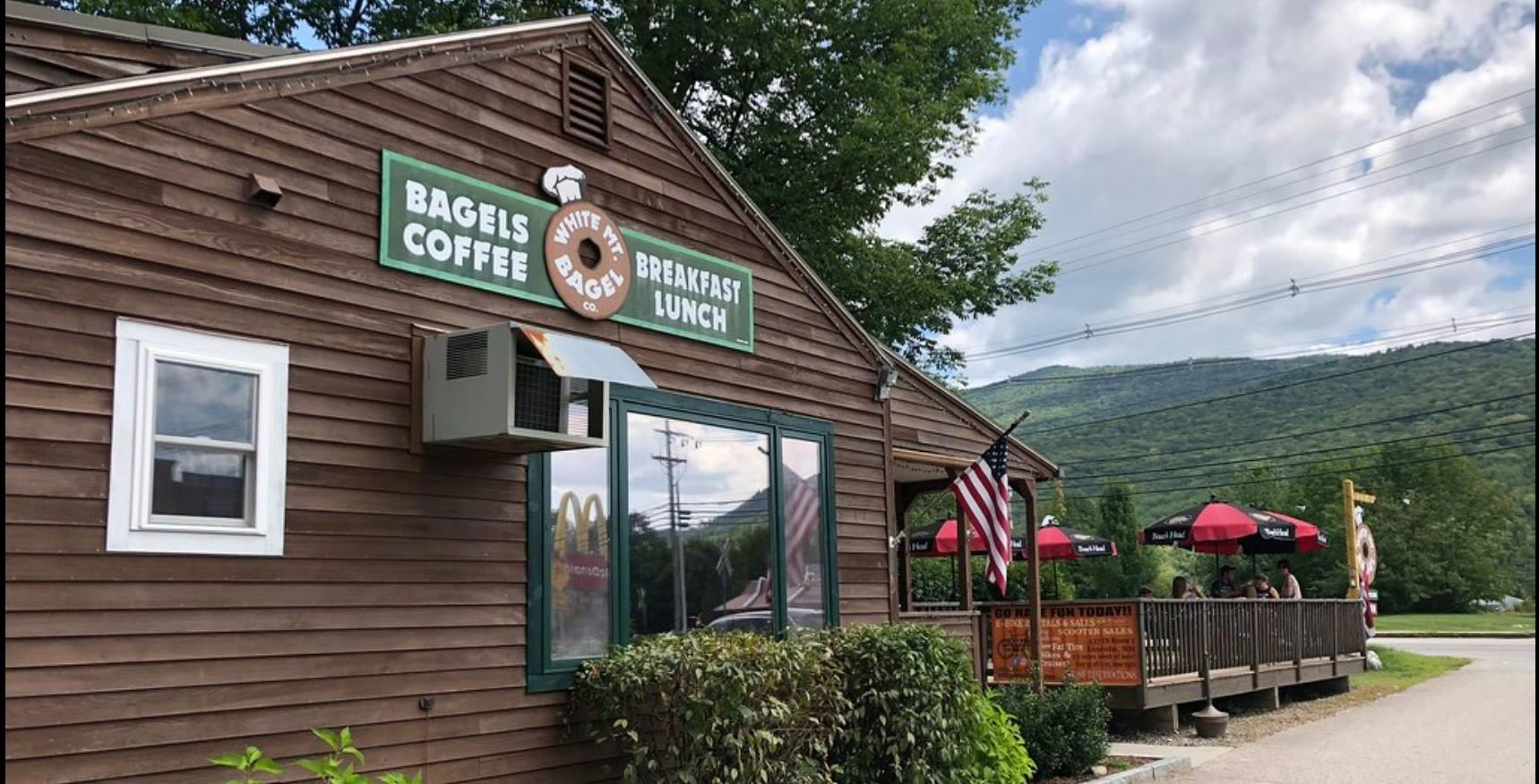 White Mountain Bagel