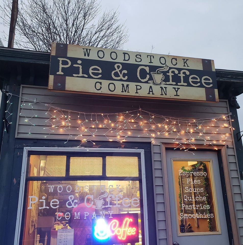 Woodstock Pie and Coffee Company
